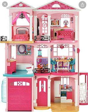 Barbie DreamHouse, Barbie Convertible and Barbie Ultimate Closet for Sale in Tampa, FL