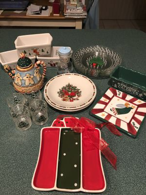 Christmas Kitchen Assortment for Sale in Miramar, FL