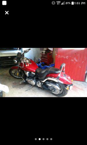 07 Kawasaki Vulcan custom 900 for Sale in Rincon, GA