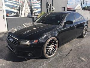 2010 Audi A4 2.0 T Premium for Sale in Miami, FL