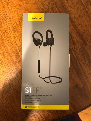 Jabra Step Wireless Buds for Sale in West Hartford, CT