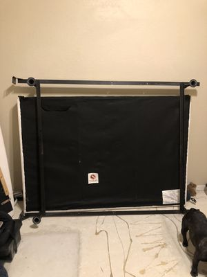 Bed frame converts to all size beds for Sale in Dallas, TX