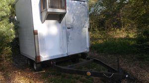 Enclosed trailer with electric/ heat/ a/c for Sale in Delanco, NJ