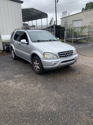 Mercedes ML55 AMG for Sale in Montgomery, AL