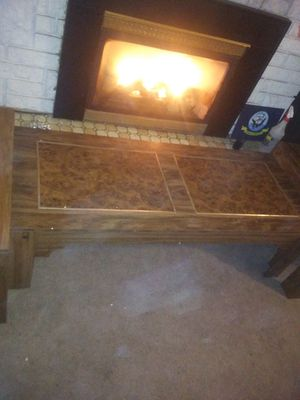 COFFEE TABLE 2 MATCHING END TABLES for Sale in Port Orchard, WA