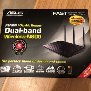 Asus Router for Sale in Brooklyn, NY