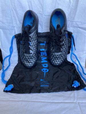 Nike tiempo ACC men's soccer cleats sz 10.5 for Sale in Alameda, CA