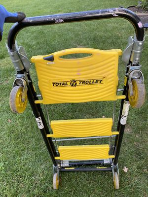 Total Trolley Hand Truck Dolly Cart 4 in 1-cool for Sale in Germantown, MD