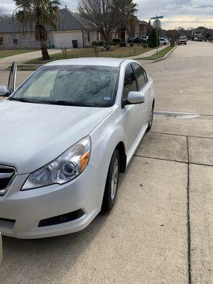 2012 Subaru Legacy 2.5i for Sale in Dallas, TX