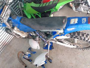 Yamaha WR 450 Brand New motor need carb rebuild new battery to finish Bill of Sale for Sale in Azalea Park, FL