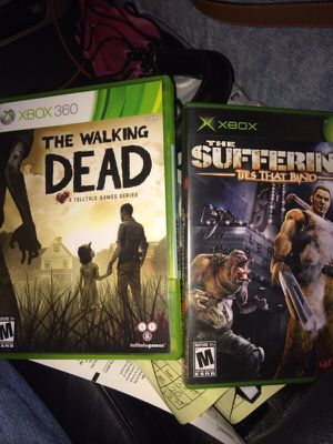 Walking dead is new ..or will trade for something for a ps3 for Sale in Scottsdale, AZ