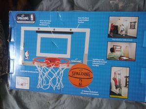INDOOR BASKETBALL HOOP for Sale in Chicago, IL