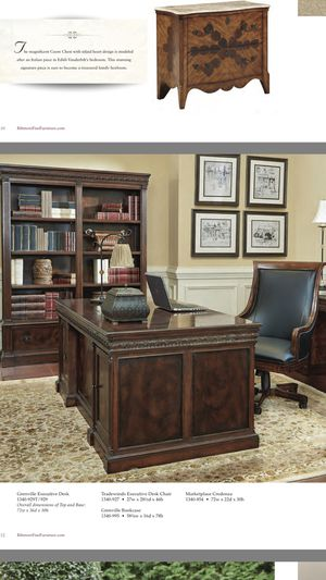 Custom design Solid wood office Furniture set for Sale in Renton, WA