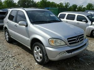 1997 thru 2011 Mercedes ML Gle ML320 ML420 ML500 PARTS for Sale in Fort Lauderdale, FL