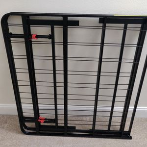 Amazon Basics Foldable Bed Frame Twin for Sale in Quincy, MA