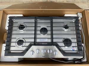 """2019 Whirlpool Gourmet Appliances (wall oven and drop in cooktop """"gas"""") for Sale in Charlotte, NC"""