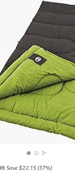 2 Coleman Sleeping Bags 40°F for Sale in San Diego,  CA