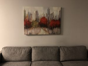 Abstract Art Canvas for Sale in Los Angeles, CA
