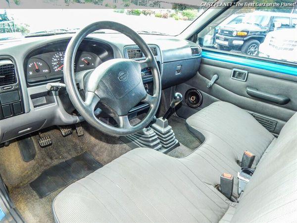 1997 Nissan Trucks 4WD