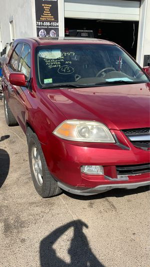 04 Acura MDX Parts for Sale in Melrose, MA