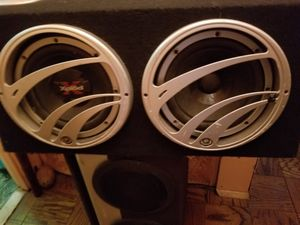 Xplod Subwoofers for Sale in Brooklyn, NY