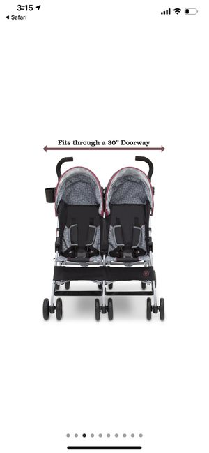 Double stroller for Sale in Channelview, TX