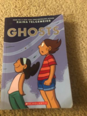 Ghosts book for Sale in Irvine, CA