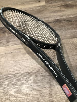 Prince graphite PowerFlex 90 tennis racket for Sale in Lone Tree, CO
