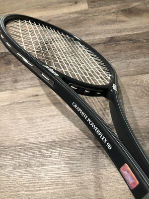 Prince graphite PowerFlex 90 tennis racket for Sale in Littleton, CO