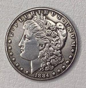 1884 CC Carson City Morgan Silver Dollar for Sale in Bell, CA