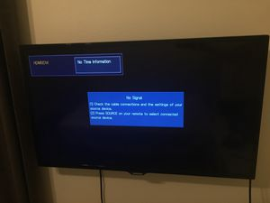 40 inch Samsung Tv for Sale in Fontana, CA
