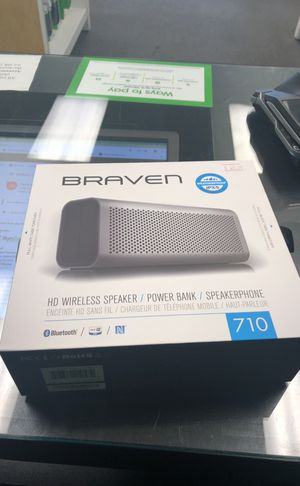 Braven speaker for Sale in Houston, TX