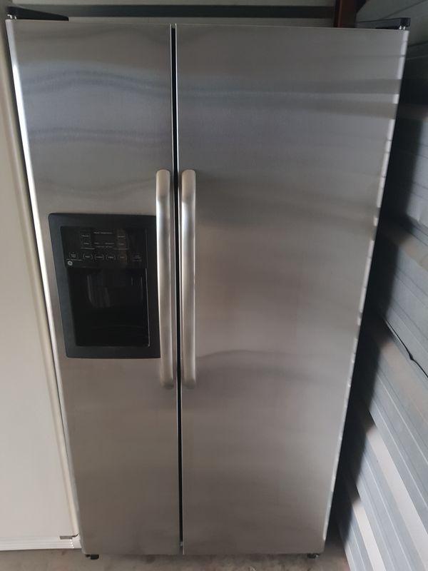 "ge fridge 32"""