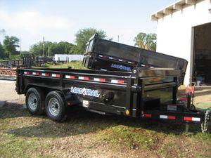 7x14 Load Trail Dump Trailer for Sale in Fort Lauderdale, FL