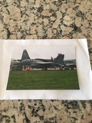 Fighter jet AirForce photograph for Sale in Los Angeles, CA