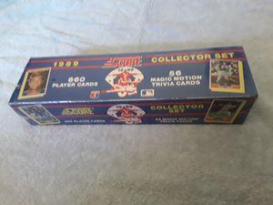 1989 Score baseball set. for Sale in Oceanside, CA
