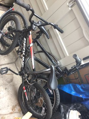 Redline & free agent bmx bikes for Sale in San Diego, CA