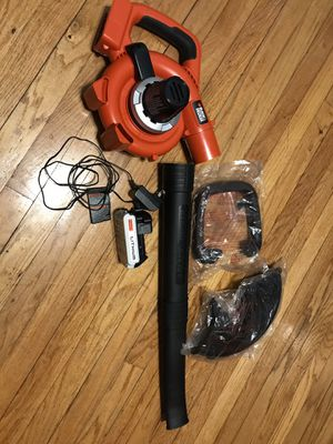 Leaf blower for Sale in Chicago, IL