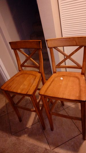 Pottery barn bar stools for Sale in Kent, WA