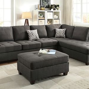 Grey Rev Sectional 🎈🎈🎈🚚 for Sale in Fresno, CA