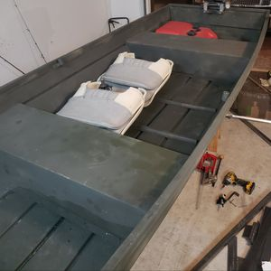 12ft Jon Boat For Sale for Sale in Marble Falls, TX