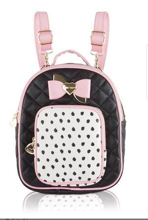 Betsey Johnson Medium Convertible Backpack Crossbody for Sale in Peoria, AZ