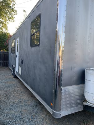 Toy hauler / Tiny home / Enclosed trailer 32' for Sale in Antioch, CA
