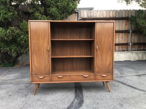 MID CENTURY MODERN BOOKCASE for Sale in Arcadia, CA