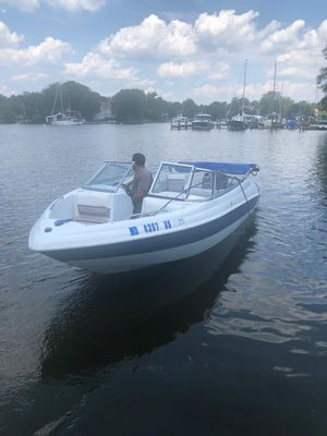 Boat and trailer for Sale in Annapolis, MD