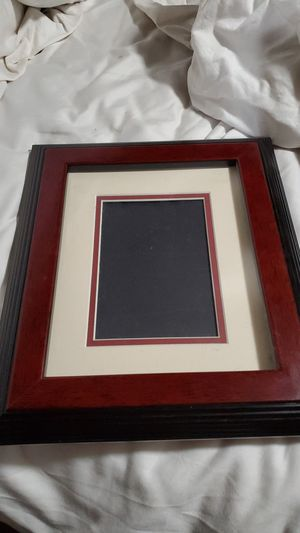 2 cherry wood 8x10 frames for Sale in Hazard, CA
