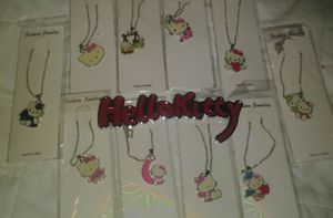 NEW Hello Kitty necklaces for Sale in Apopka, FL