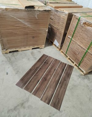 Luxury vinyl flooring!!! Only .65 cents a sq ft!! Liquidation close out! G35 for Sale in El Paso, TX