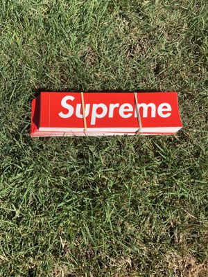 Supreme stickers for Sale in Shoreline, WA