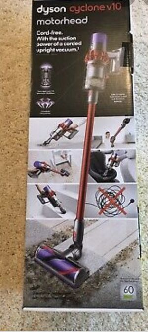 Brand New Dyson Cyclone V10 Motorhead Lightweight Cordless Stick Vacuum Cleaner for Sale in San Marino, CA